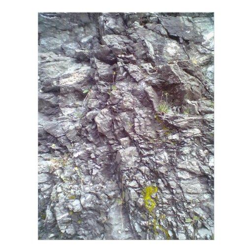 Roca y piedra tarjetas publicitarias