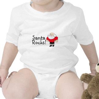 Rocas 2 de Santa Trajes De Bebé