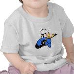 Rocas 3 de Budgie Camiseta