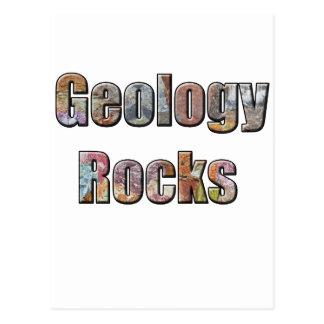 Rocas 3 de la geología postal