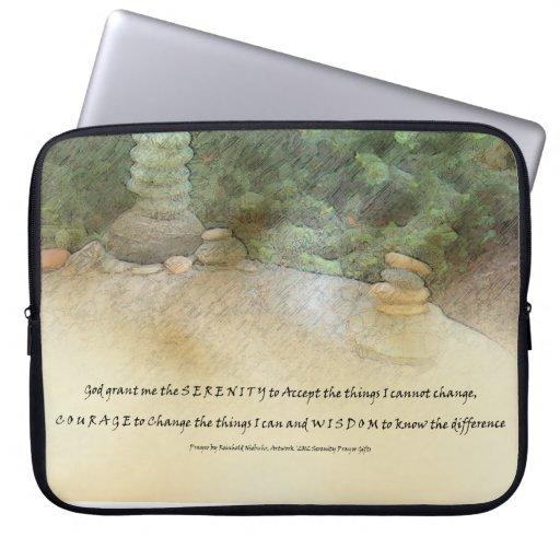 Rocas apiladas rezo de la serenidad manga computadora