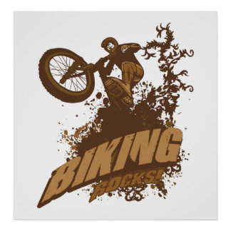 ¡Rocas Biking! Poster