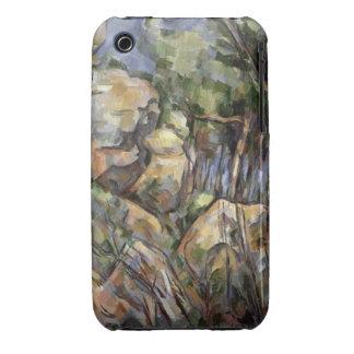 Rocas cerca de las cuevas debajo del castillo funda bareyly there para iPhone 3 de Case-Mate
