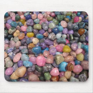 Rocas coloridas Mousepad Alfombrillas De Ratones