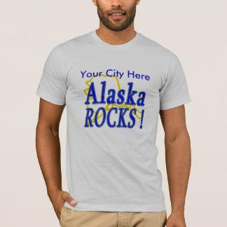¡Rocas de Alaska! Playera