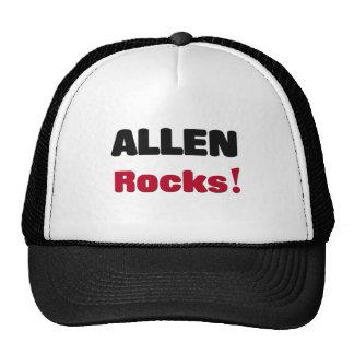 Rocas de Allen Gorro De Camionero