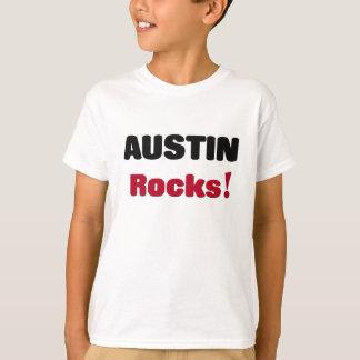 Rocas de Austin Playera