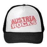 Rocas de Austria Gorras