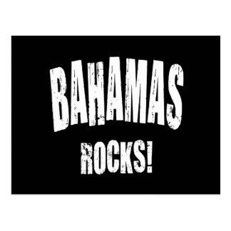 ¡Rocas de Bahamas! Postal
