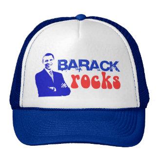 Rocas de Barack Gorro De Camionero