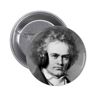 Rocas de Beethoven Pins