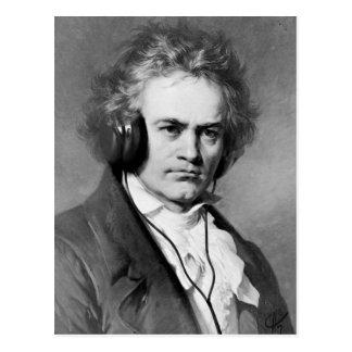 Rocas de Beethoven Tarjetas Postales