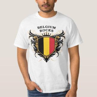 Rocas de Bélgica Polera