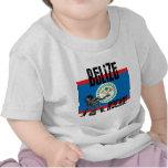 Rocas de Belice Camiseta