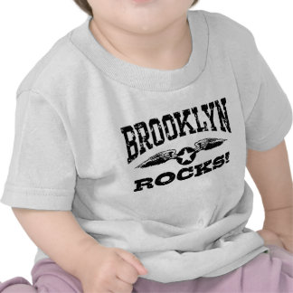 Rocas de Brooklyn Camisetas