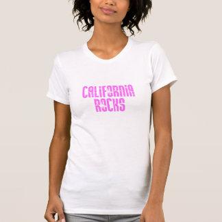 Rocas de California Camisetas