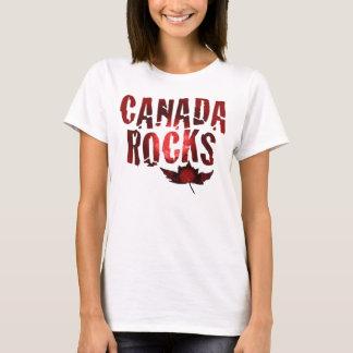 Rocas de Canadá Playera