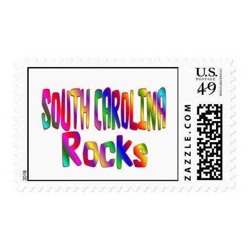 Rocas de Carolina del Sur Sellos