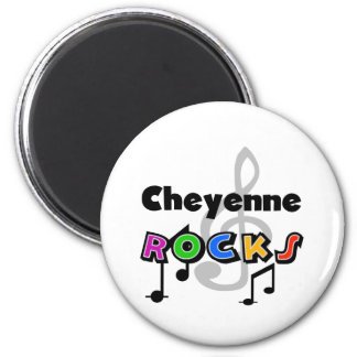 Rocas de Cheyenne Imán