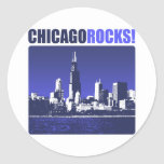 ¡Rocas de Chicago! Etiquetas