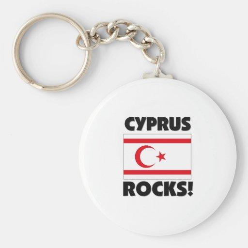 Rocas de Chipre Llavero
