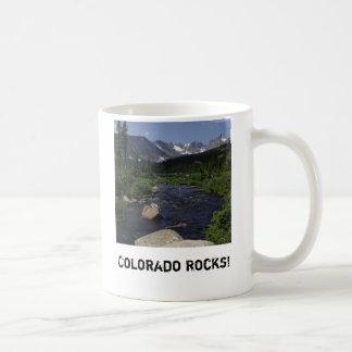 Rocas de Colorado - taza
