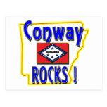 ¡Rocas de Conway! (azul) Postales