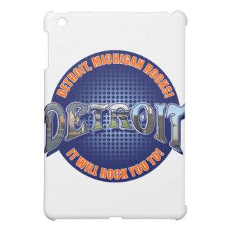 ¡Rocas de Detroit Michigan ¡Le oscilará a