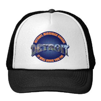 ¡Rocas de Detroit Michigan ¡Le oscilará a Gorras