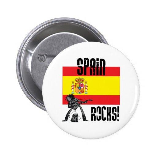 Rocas de España Pins