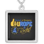 ¡Rocas de Europa! collar - elija el estilo
