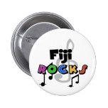 Rocas de Fiji Pins