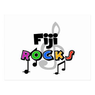 Rocas de Fiji Postal