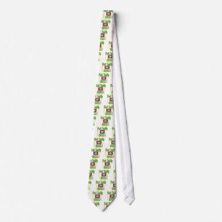 ¡Rocas de Fort Smith! (verde) Corbata Personalizada