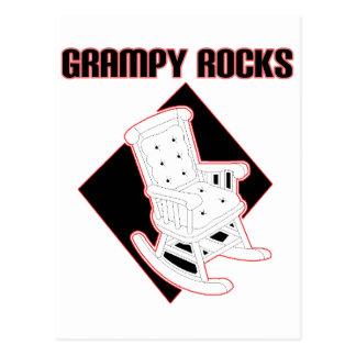 Rocas de Grampy Postales