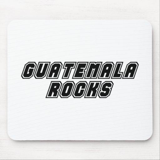 Rocas de Guatemala Tapetes De Ratones