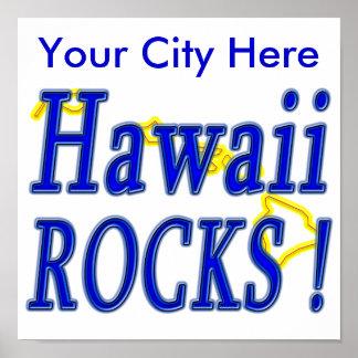 ¡Rocas de Hawaii Impresiones