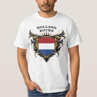 Rocas de Holanda Poleras