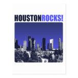 ¡Rocas de Houston! Postales