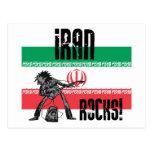 Rocas de Irán Postal