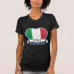 Rocas de Italia Camiseta