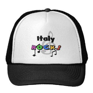 Rocas de Italia Gorros