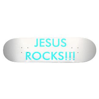 ¡ROCAS DE JESÚS!!! MONOPATÍN