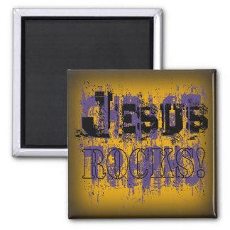 """Rocas de Jesús!"" por Cheryl Daniels Imán Cuadrado"