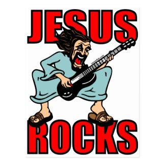 ROCAS DE JESÚS POSTAL