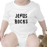 Rocas de Jesús Traje De Bebé