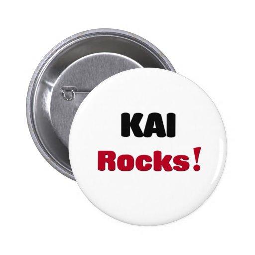Rocas de Kai Pins