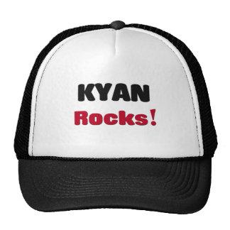 Rocas de Kyan Gorras