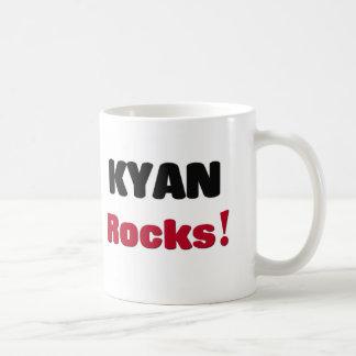 Rocas de Kyan Tazas