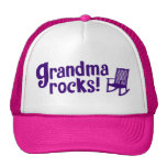 Rocas de la abuela gorra